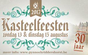 30 jaar kasteelfeesten Horst