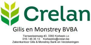 Crelan Zakenkantoor Gilis & Monstrey BVBA